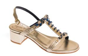 sandalo donna produzione artigianale made in italy pasquini calzature