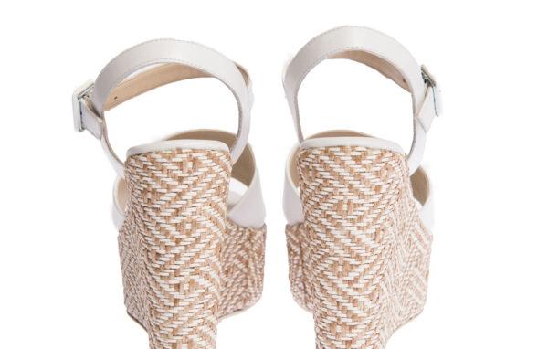 sandalo alto donna produzione artigianale made in italy pasquini calzature
