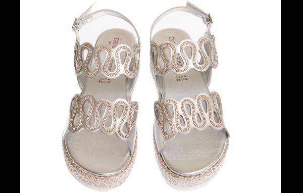 sandalo donna prodotto artigianale italiano di pasquini calzature italia