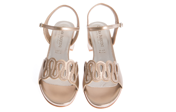 scarpa estiva artigianale donna pasquini calzature italia