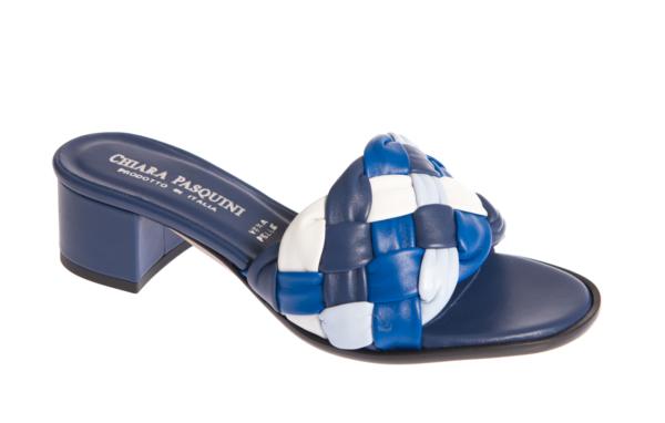 sandalo estivo donna produzione artigianale italiana di pasquini calzature