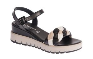 scarpa donna sandalo estivo prodotto da pasquini calzature italiane
