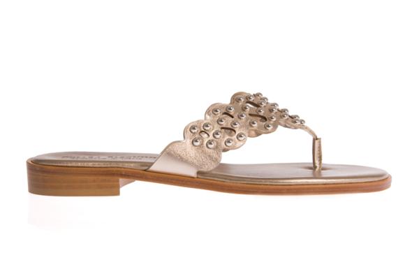 sandalo estivo donna prodotto da pasquini calzature italia