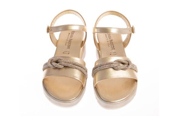 sandalo donna estivo chaira pasquini produzione calzature italiane