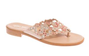 sandalo estivo donna chiara pasquini produzione italiana pasquini calzature