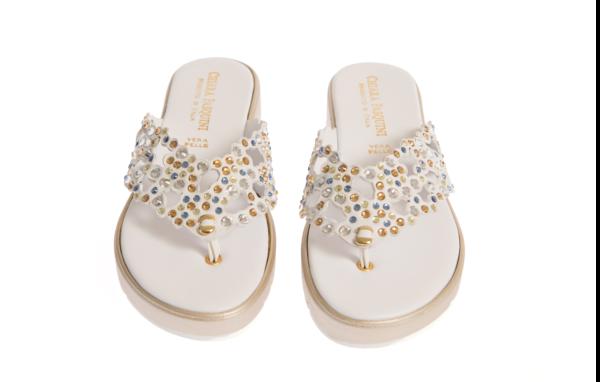 sandalo donna estivo chiara pasquini produzione italiana pasquini calzature