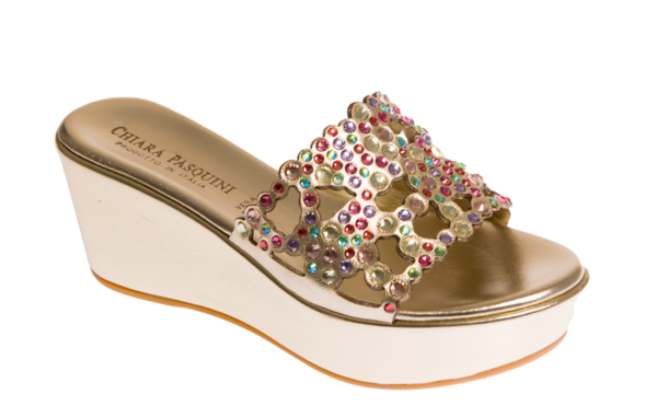 sandalo donna estivo basso chiara pasquini calzature italiane