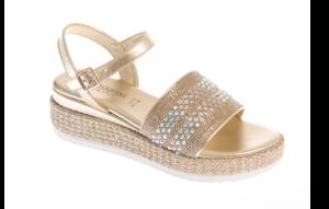 sandalo estivo da donna chiara pasquini calzature produzione italiana
