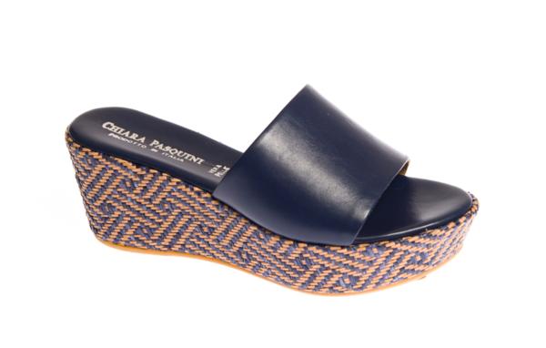 scarpa sandalo da donna artigianato italiano pasquini calzature