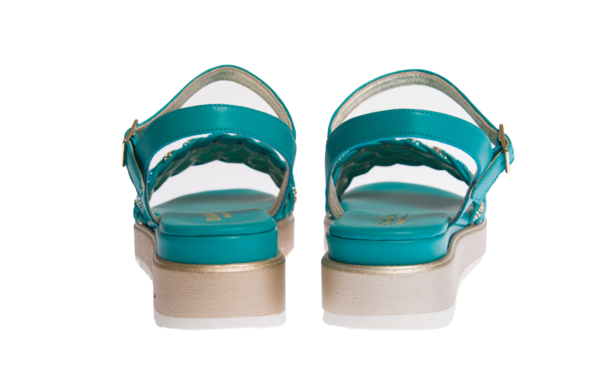 sandalo donna estivo chiara pasquini produzione calzature italiane