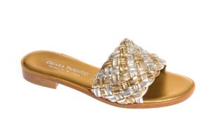 sandalo estivo donna chiara pasquini produzione calzature italiane