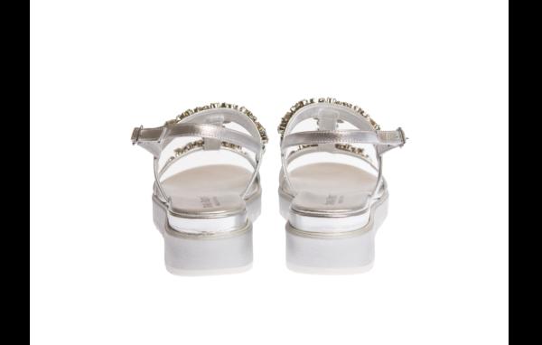 sandalo donna produzione italaina di pasquini calzature
